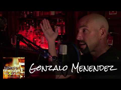 Gonzalo Menendez - After Hours at the Burgundy Room | Episode 8