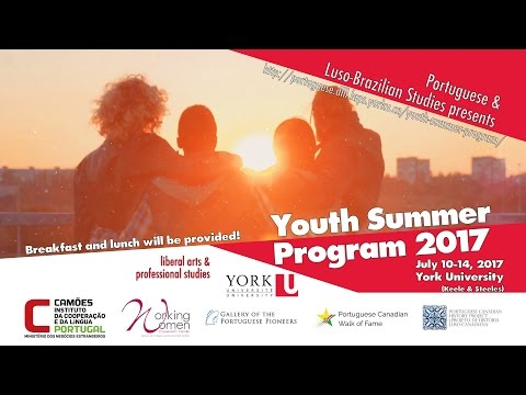 York University Program 2017 - The Lusophone World: Global & Local Communities