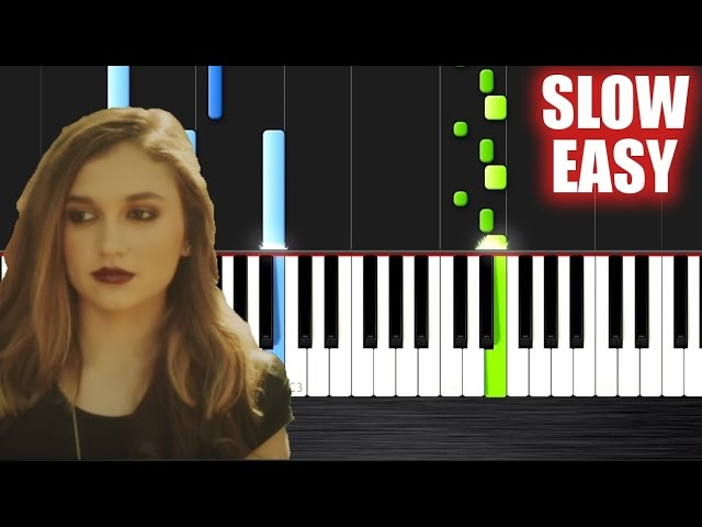 the-chainsmokers-dont-let-me-down-ft-daya-slow-easy-piano-tutorial-by-plutax-peter-plutax