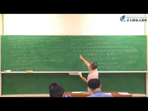 實分析二:Hilbert Space(3)