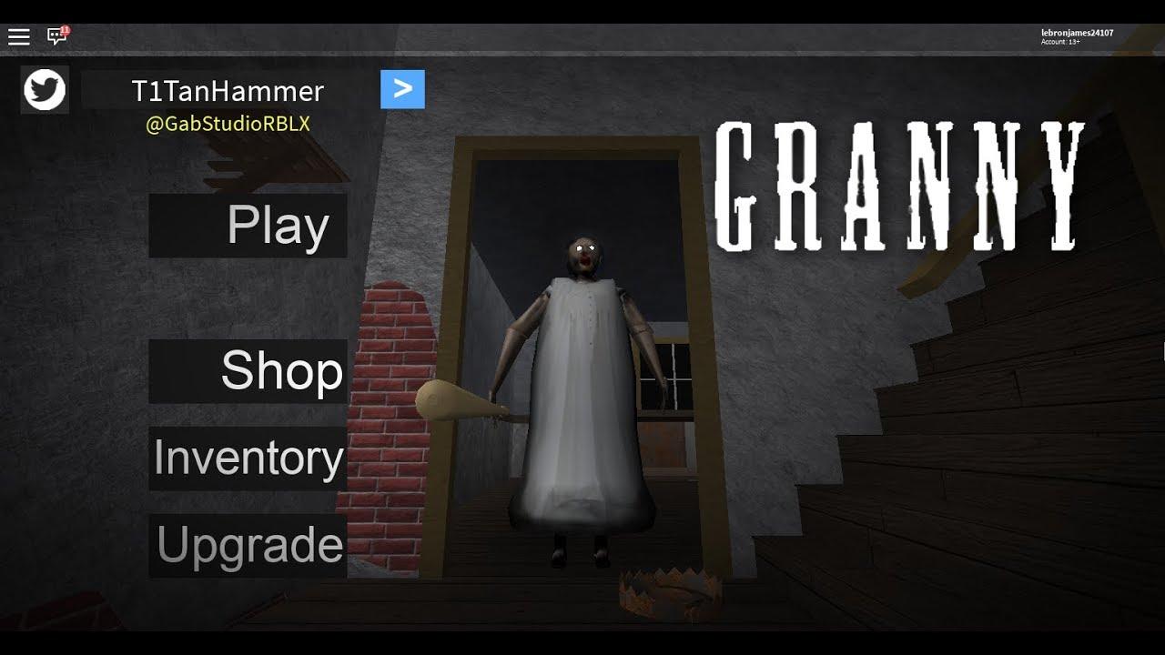 Granny 3 New Codes Roblox Youtube