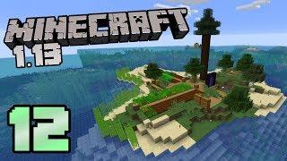 minecraft 113 duo survival nl ep12 farm eiland