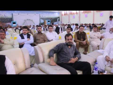 Nangarhar medical faculty 50 graduation ceremoney 2017