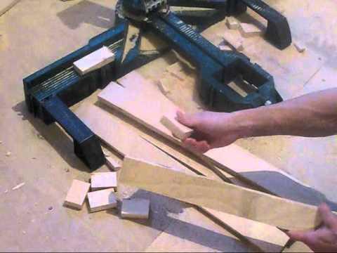 Видеозапись Кресло-качалка своими руками. Часть 1