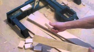 видео Кресло-качалка