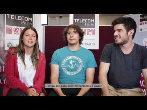Estudiar en Télécom Paris - (Versión en español con subtítulos en francés)