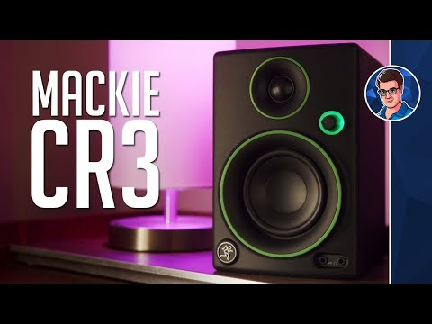 The best computer speakers $100 can buy | Mackie CR3 Review 🎵