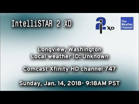 TWC IntelliSTAR 2 HD- Longview, WA- Jan. 14, 2018- 9:18AM PST (Camera Video)