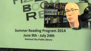 Childrens Summer Reading- National City Library