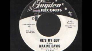 Maxine Davis - Hes my guy.wmv