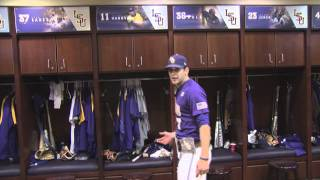 LSU Baseball 2011 Messiest Locker