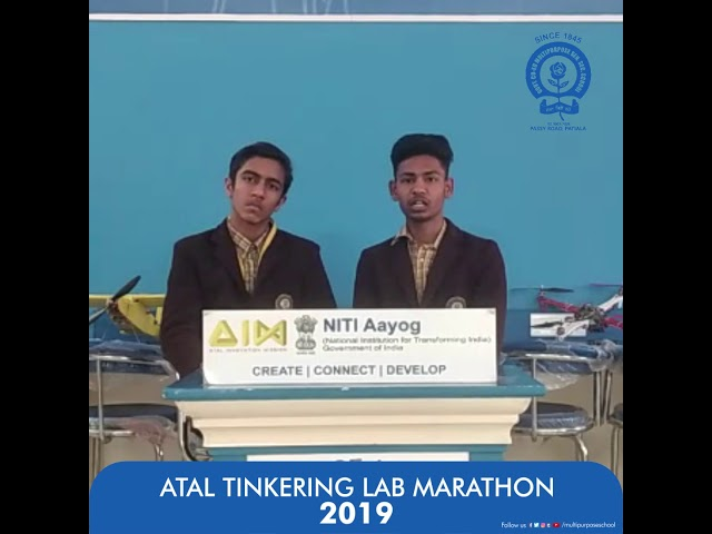 #Atal_Tinkering #Marathon2019 #Research  #Ideate