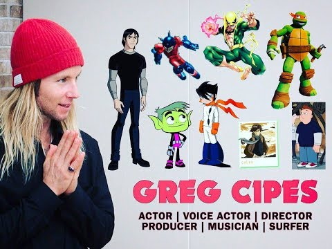 Amerime Media  voice actor: Greg Cipes