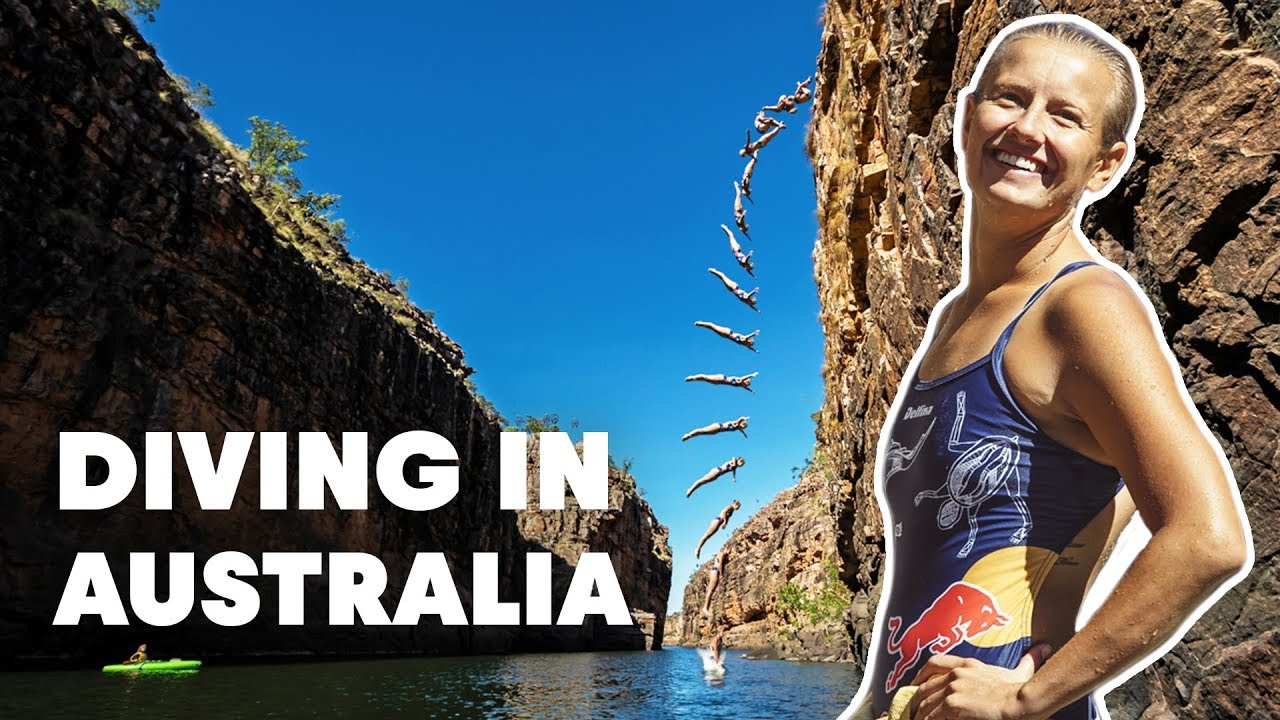 Film Review: Extreme Cliff Diving in The Outback – The