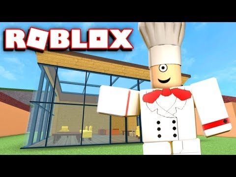 OPENING OUR FIRST RESTAURANT IN ROBLOX!!!