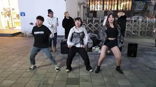 에너자이주(ENERGYJU)/ HIP - 마마무(MAMAMOO) 20200216 홍대버스킹 DANCE COV…