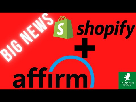 Shopify And Affirm In Collaboration