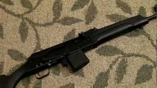 The Extreme Budget .223 Semi Automatic Rifle