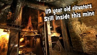 Exploring An Old Mine That Closed In 1972