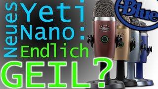 Blue Yeti Nano Mikrofon Test | Review | Deutsch | 2018 | Techboss