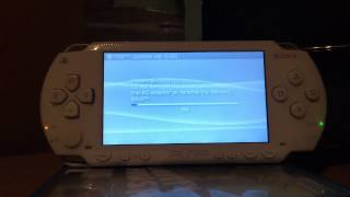 PSP: Returning to Firmware 6.60 from Firmware 6.61