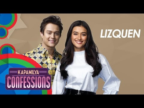 Kapamilya Confessions with Liza Soberano and Enrique Gil