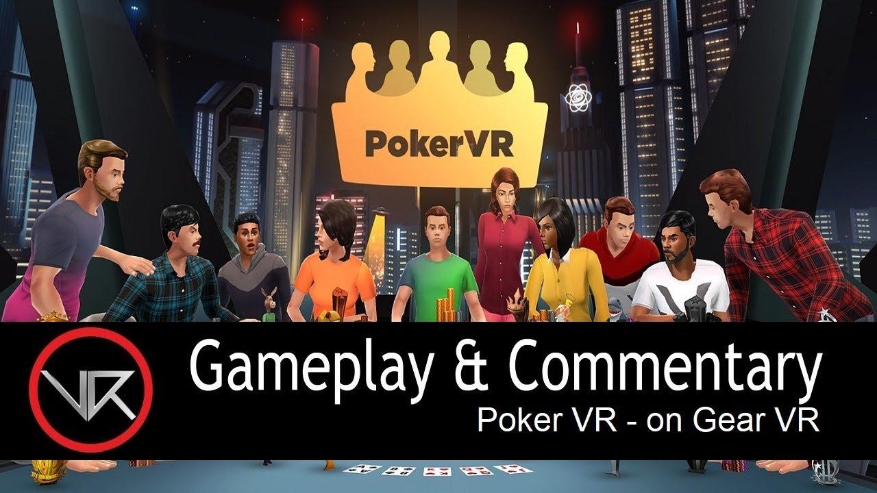 b19cd03d24ec The VR Shop - Poker VR - Gear VR Gameplay - YouTube