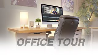 Office Tour 2020: My Work From Home Setup!