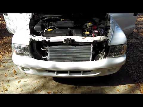 2002 Durango AC Blend Door Actuator replacement