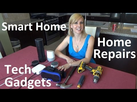 Home Automation Review on Smart Home, Home Repairs & Tech Gadgets