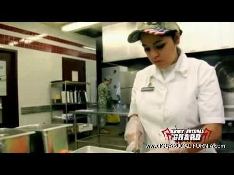!!Must see!! Military Occupational Specialty 92G   // Food Service Specialist \\