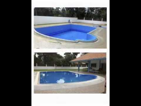 Modular Pools Construction