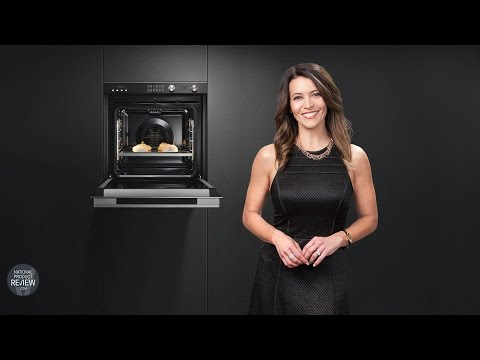 Fisher & Paykel 60cm Pyrolytic Oven 2017 - National Product Review
