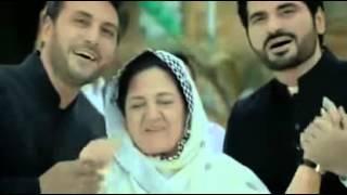 ISPR Rahat Fateh Ali Khan   Pakistan Se Rishta National Song 2015 form Dk kiazai   YouTube