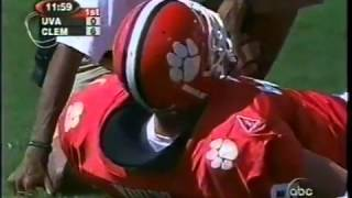 1999 Clemson vs Virginia Football Game