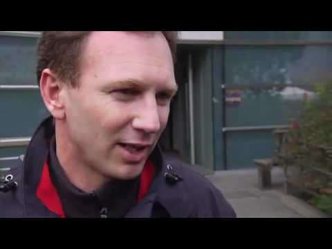 Christian Horner Trusts FIA Advice On Bahrain (BBC) China
