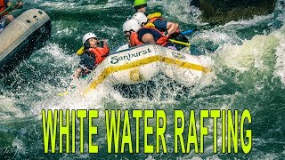 Ocoee White Water Rafting,Tennessee
