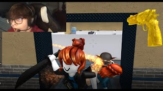 Murder Mystery 2 Funny Gameplay w/ Friends +  Facecam!