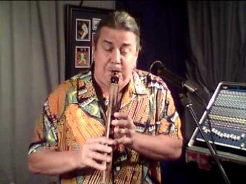 John Boyle BIG Bamboo Sax.MOV