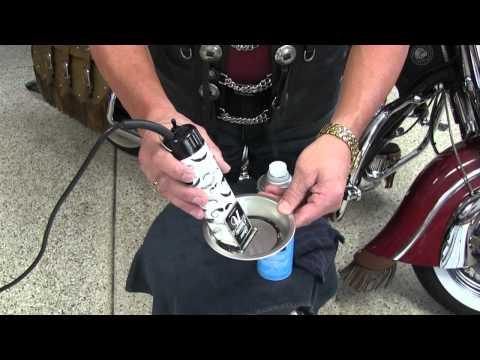 Tool Tip Blade Wash