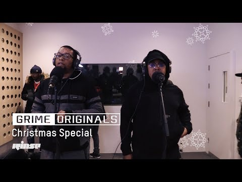Grime Originals: Sharky Major, Manga, So Large, Killa P, Black Steve, Teddy Music & More