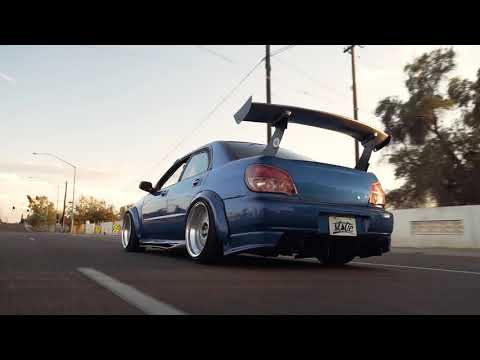 Blakes Static Bug eye Subaru