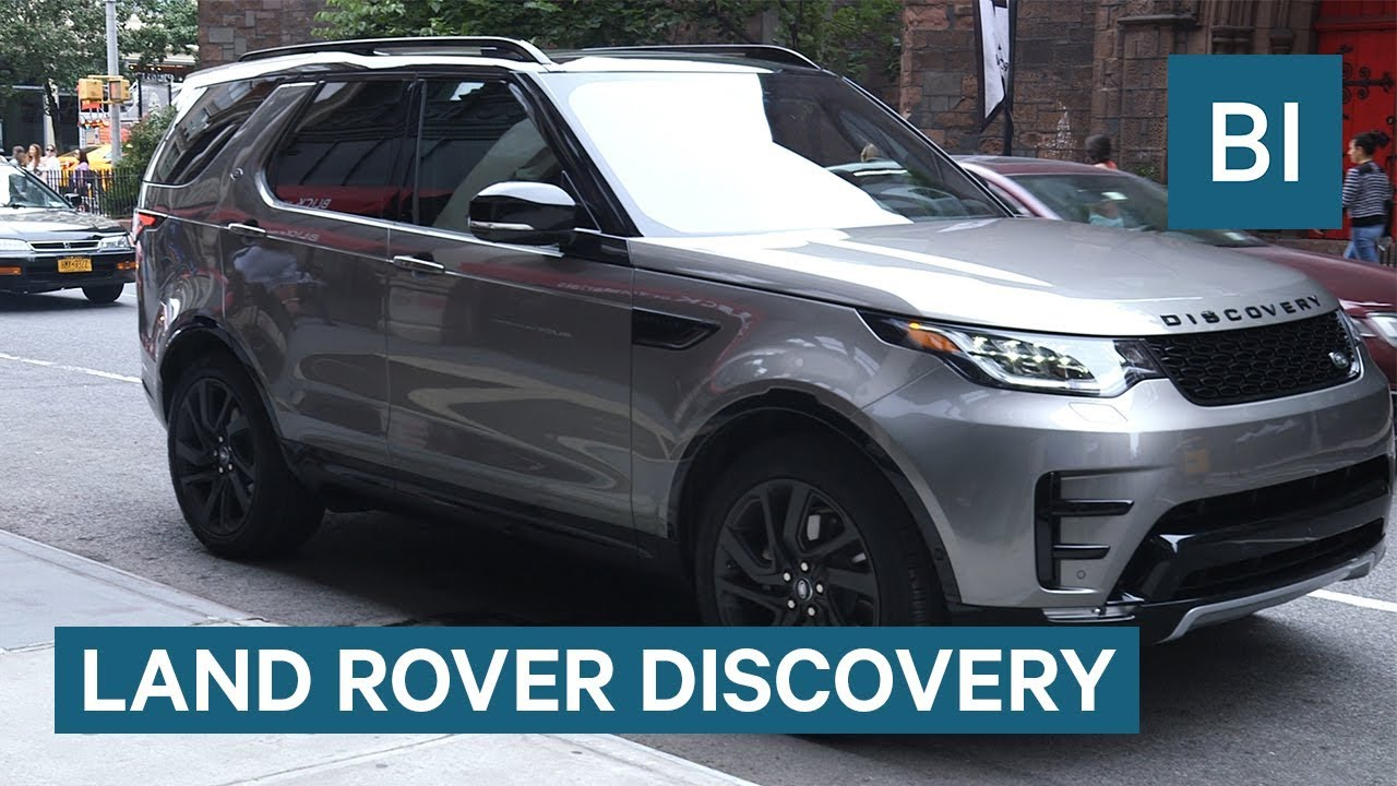 The 2017 Land Rover​ Discovery is a luxury ride with some nifty features