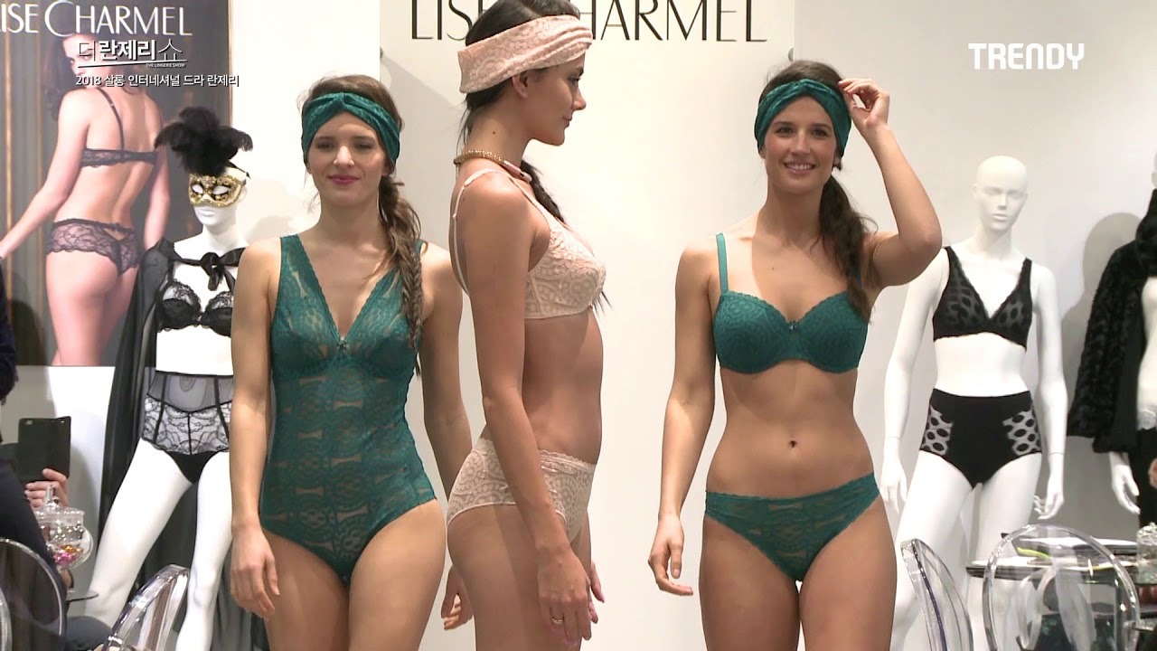 Salon De Lingerie Salon International De La Lingerie 2018 Vol 8