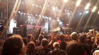 Anthrax - Blood Eagle Wings - 70000tons of Metal 2017