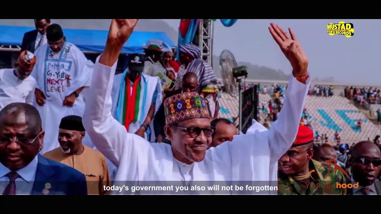 Download Nigeria - Latest Yoruba Music Video Starring Alh. Basit Aponle | Alh. Alao Malaika