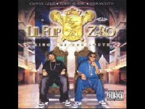 From The South - Z-ro, Paul Wall, Lil'Flip