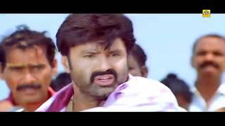Balakrishna | Intro Fight Scene In Tamil | Kuppathu Raja | Sneha, Meera Jasmine, | #NewTamilMovies