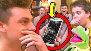 "Fans FREAK OUT over Best In Class ""Mom Voice""! (LITERALLY BREAKS PHONE)"