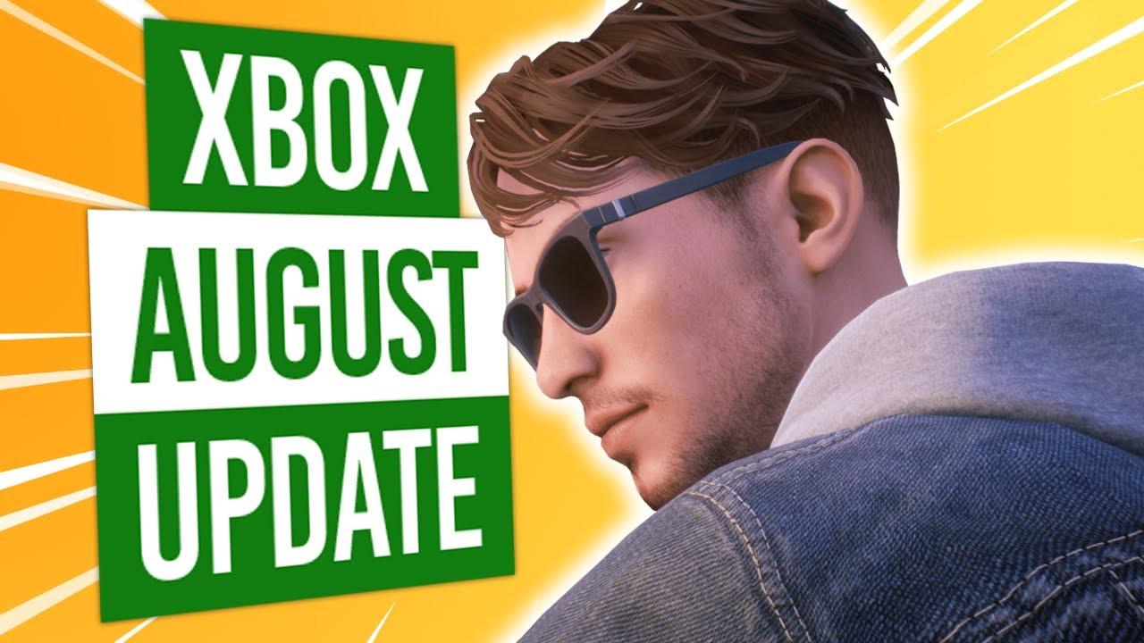 Xbox Update | August 2020